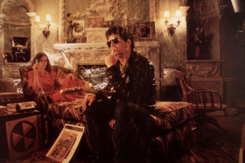 Lou Reed, Bob Dylan,Auden. Dios es uno y trino