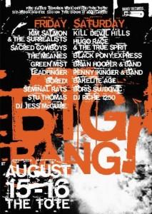 Bang! Rcds festival, Melbourne 2008
