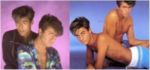 En los 80 nadie dudaría de su insultante heterosexualidad