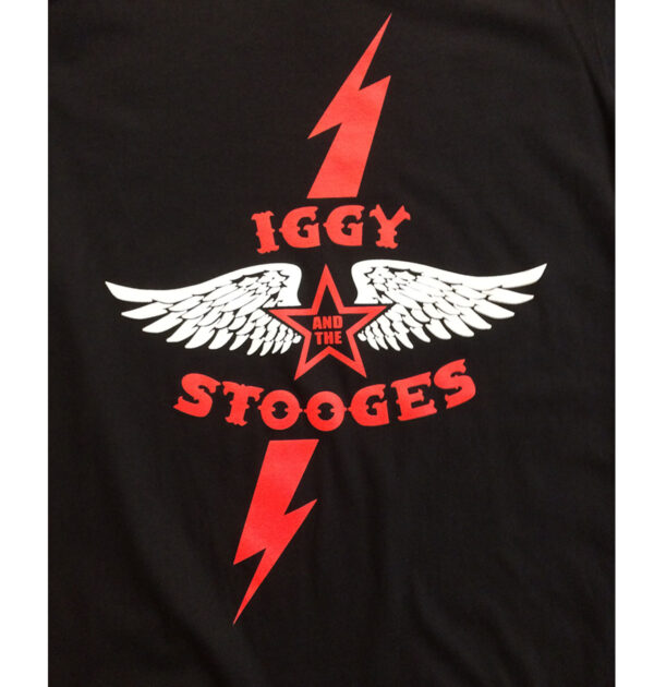 Camiseta Iggy and the stooges