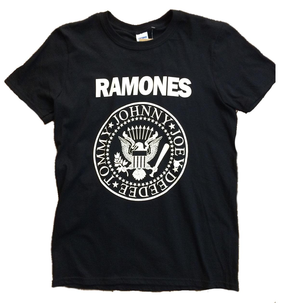 Camiseta Los Ramones Mq1zFs4k9