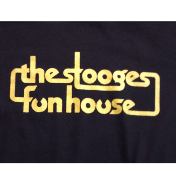 Camiseta the stooges fun house