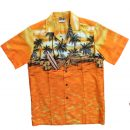 CAMISA HAWAIANA WINNIE FASHION SUNSET CANOE