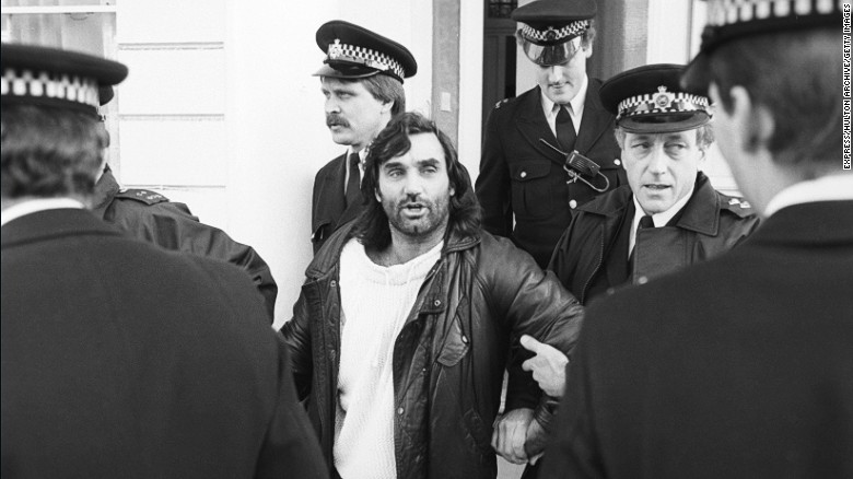 George Best detenido. Un error producto de sus borracheras