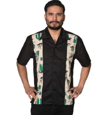 CAMISA BANNED BOWLING LOST AND FOUND
