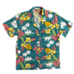 CAMISA HAWAIANA CHICA WINNIE FASHION A HUNDRED SUNSETS