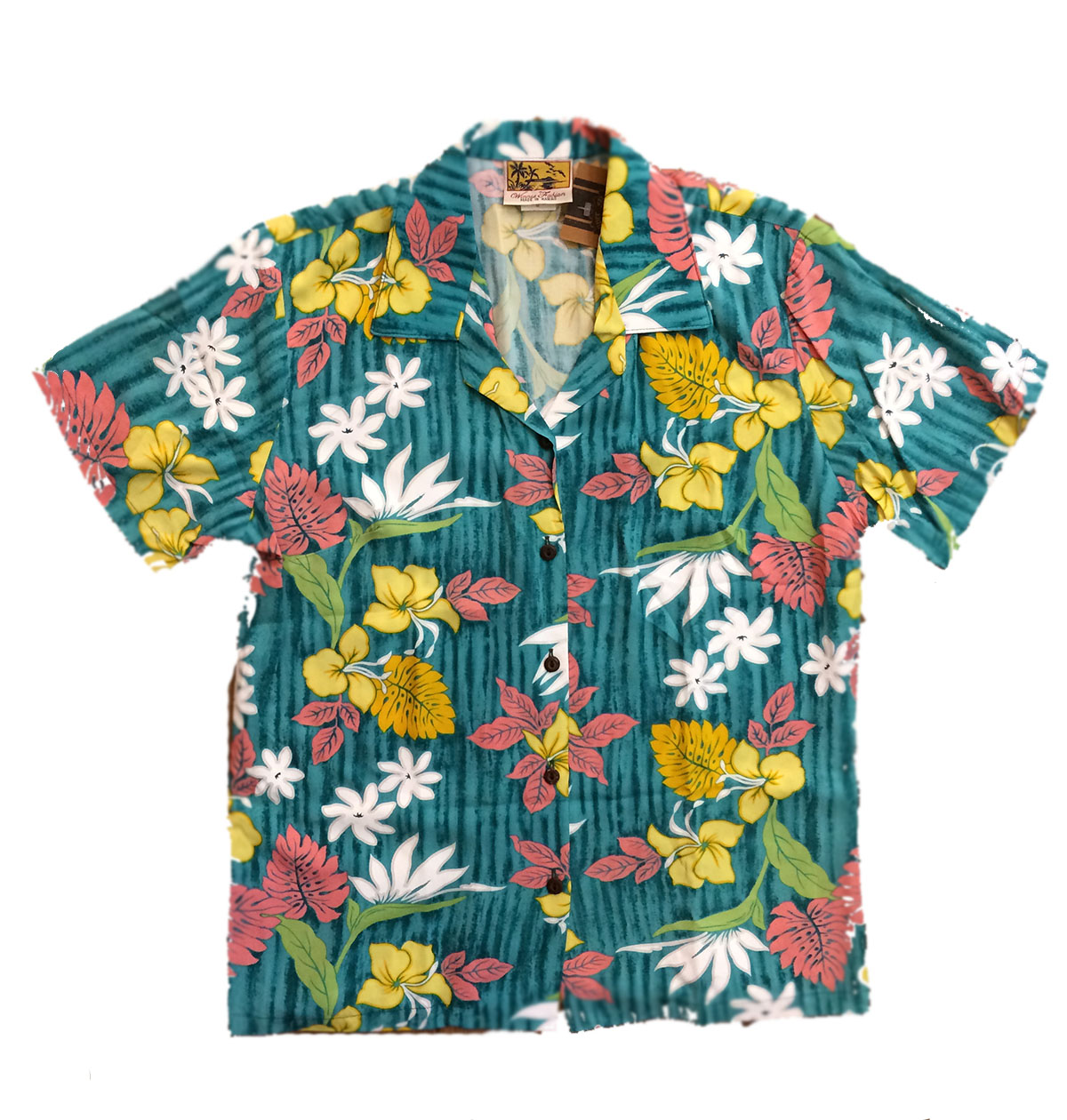 ce11b059e CAMISA HAWAIANA CHICA WINNIE FASHION A HUNDRED SUNSETS