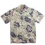 CAMISA HAWAIANA WINNIE FASHION TURTLE FRONDS