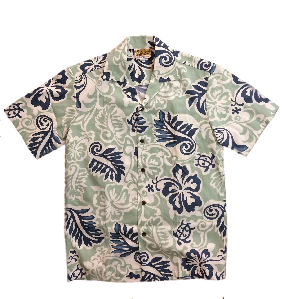 997708ed2 La camisa hawaiana. Estilo tropical nivel Dios