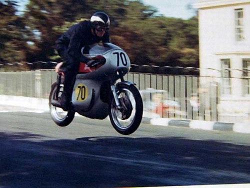 Honda RC 166