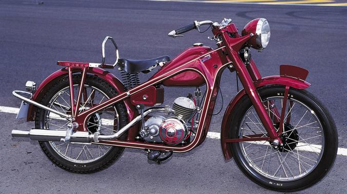 D-type Dream, 1949