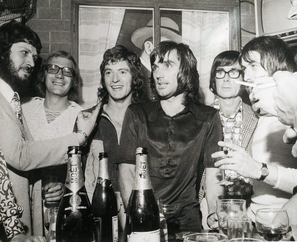 George Best, el genio del fútbol que pernoctaba como las estrellas de rock
