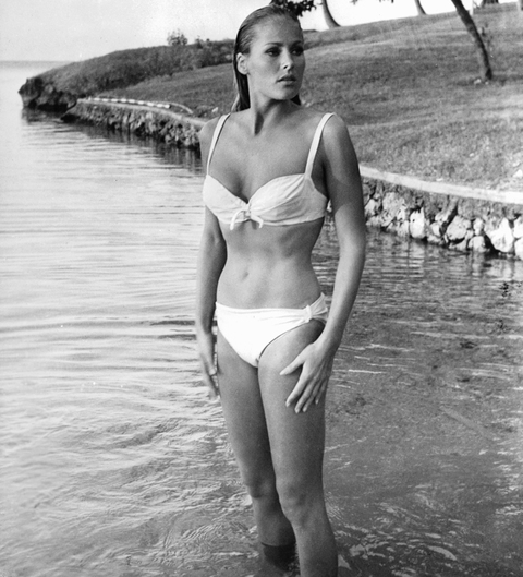 Ursula Andress, 1962