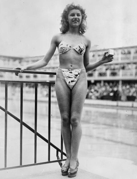 Michalle Bardini, 1946