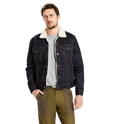 CAZADORA LEVI'S THE SHERPA TRUCKER JACKET