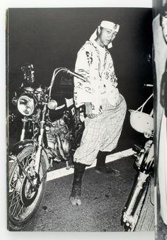 Bosozoku uniformado años 70-80