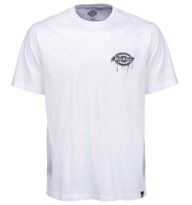 CAMISETA DICKIES CLEARFIELD T-SHIRT IN WHITE