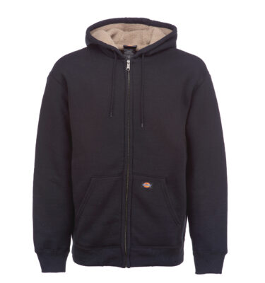 JERSEY DICKIES SHERPA LINED FLEECE IN BLACK
