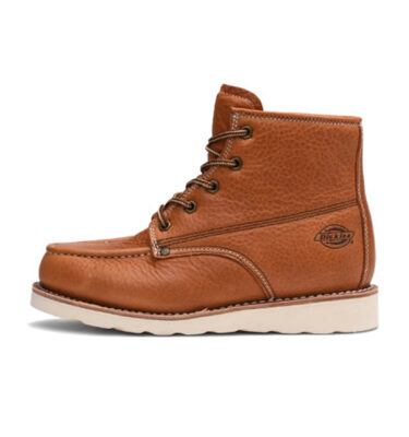 BOTAS DICKIES ILLINOIS LEATHER CHESTNUT