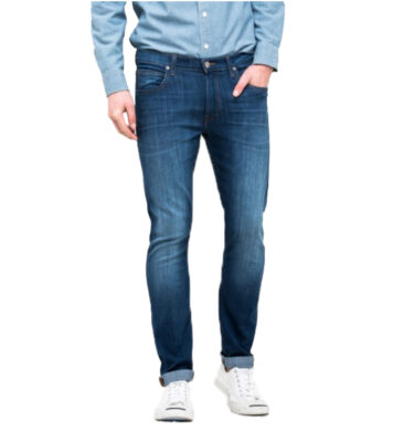 PANTALÓN VAQUERO LEE® LUKE SLIM TAPERED AZUL