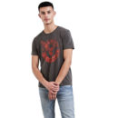 CAMISETA LEVI'S® GRAPHIC TEE MOTO CIRCLE DARK PHATOM
