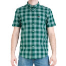 CAMISA LEE® BUTTON DOWN SHORTSLEEVE EVERGREEN