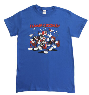 "CAMISETA MANGA CORTA FLAMIN' GROOVIES ""Supersnazz"""