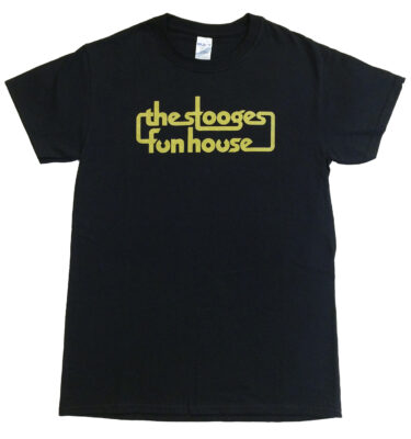 CAMISETA MANGA CORTA THE STOOGES - FUN FOUSE