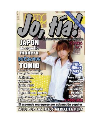 Jo, tía! Especial Japón vol. 1