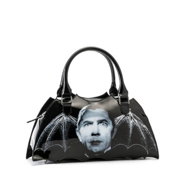 ROCK REBEL DRACULA BAT SHAPED HANDBAG