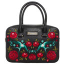 BOLSO LOUNGEFLY FLOWERS & BIRDS CROSSBODY BAG