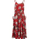 VESTIDO ROCK & ROMANCE SUZY SUN DRESS IN HAWAIIAN PRINT