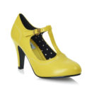 ZAPATOS COLLECTIF LULU HUN BRITTANY T-BAR HELL
