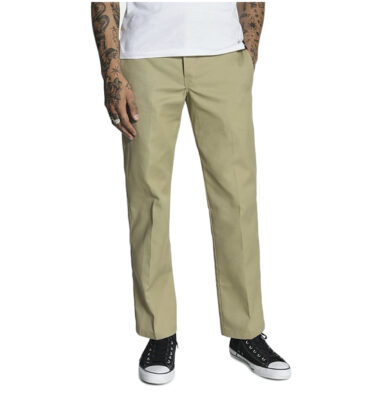 PANTALON DICKIES SLIM FIT WORK PANT KHAKI