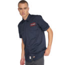 CAMISA DICKIES RINER TWILL WORK DARK NAVY SHIRT