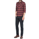 CAMISA LEE® WESTERN SHIRT WARP RED