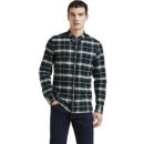 CAMISA LEVI'S® SUNSET ONE POCKET SHIRT PYTHON GREEN PLAID
