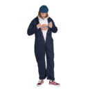 MONO DICKIES RAPIDAN DARK NAVY COVERALL