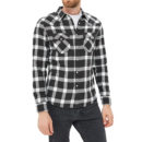 CAMISA LEE® WESTERN SHIRT SLIM FIT PITCH BLACK