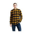 CAMISA LEVI'S® CLASSIC WORKER CHAI TEA BUFFALO CHECK PLAID