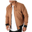 CAZADORA DICKIES CAMEL UPPERGLADE ZIP JACKET