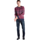 JERSEY LEVI'S® CLASSIC HOLIDAY SWEATER PANTHER CRIMSONN