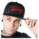 GORRA KREEPSVILLE 666 ELVIRA TEAM BASEBALL HAT