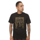 CAMISETA STEADY SUN RECORDS SUN CRESCENT T-SHIRT