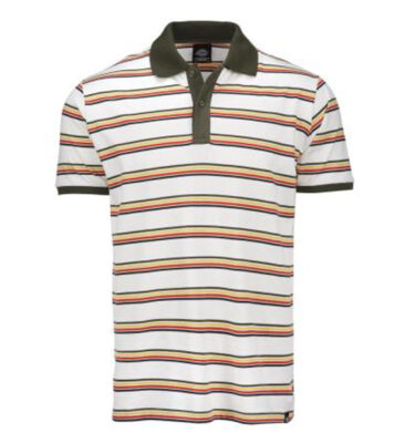 POLO DICKIES NEDROW POLO SHIRT HEATH