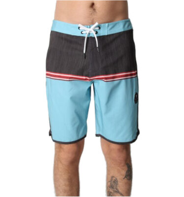 "BAÑADOR VISSLA® DREDGES 20"" BOARDSHORT COOL BLUE"