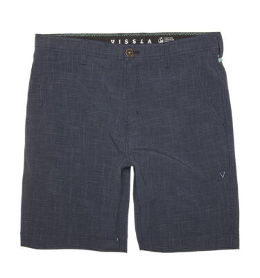 "PANTALON CORTO VISSLA FIN ROPE HYBRID 20"" WALKSHORT MIDNIGHT"