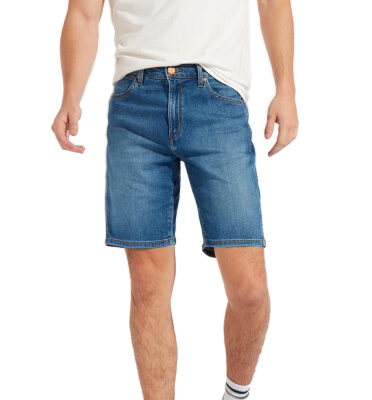 PANTALÓN CORTO WRANGLER® 5 POCKET SHORT BLUE DODGE