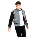 BEISBOLERA CHET ROCK JOHNNY VARSITY JACKET