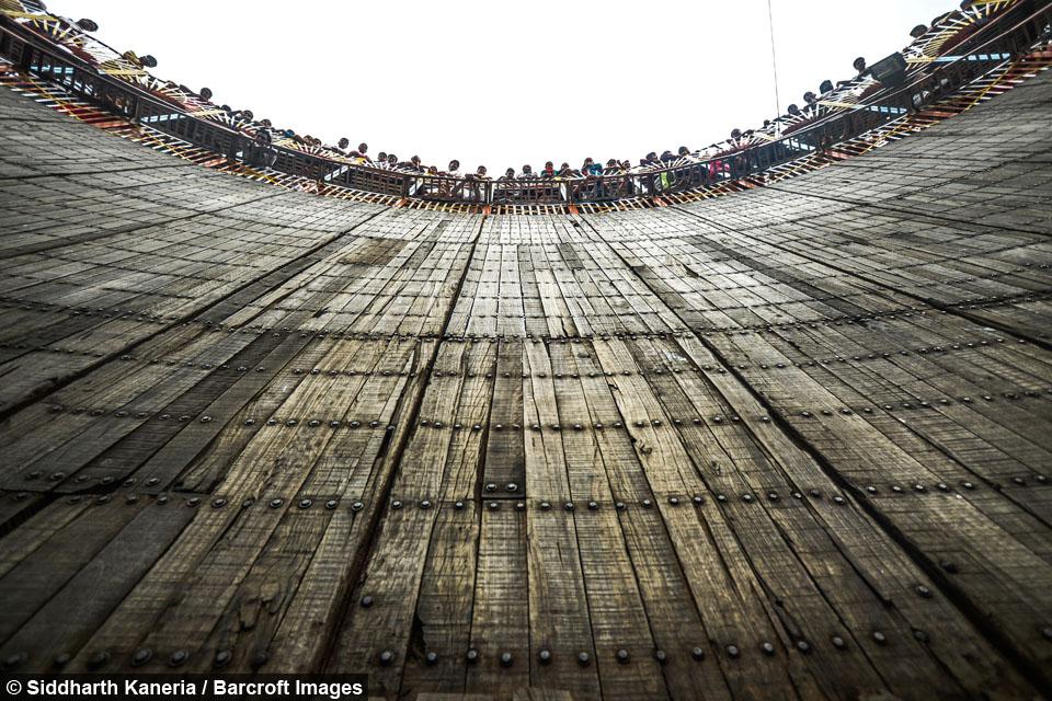 El Muro de La Muerte Indio
